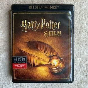 Harry Potter Complete 8 Film Collection 4K Ultra